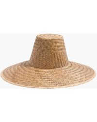 Madewell - Communitietm Cooked Straw Hat - Lyst