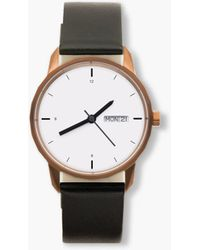 Madewell - Tinkertm 34mm Copper-toned Watch - Lyst