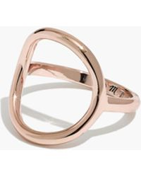 Madewell - Ceremony Circle Ring - Lyst