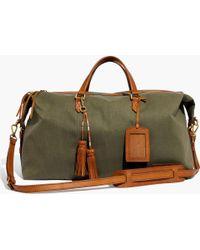 Madewell - X Feed® Weekender Bag - Lyst