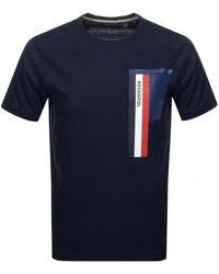 Rossignol Supersymetrie T Shirt Navy - Blue
