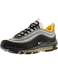 huge selection of 93936 39600 Nike - Air Max 97 Trainers Black - Lyst