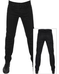 d891ac65d BOSS by Hugo Boss Delaware Slim Fit Jeans Black in Black for Men ...