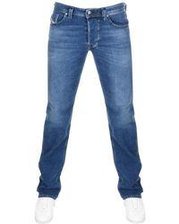 DIESEL - Buster 084tu Jeans Blue - Lyst