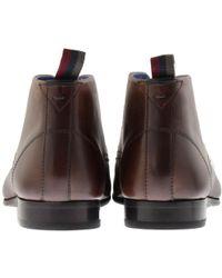 Ted Baker - Moyzes Desert Boots Brown - Lyst