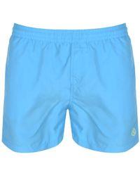 Henri Lloyd - Brixham Swim Shorts Blue - Lyst