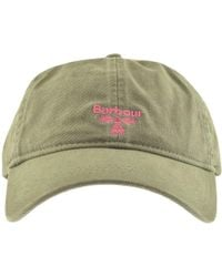 3cf65205ead Cheviot Tartan Men Cap.  42  34 (20% off). Country House Outdoor · Barbour  - Caudale Hat Green - Lyst