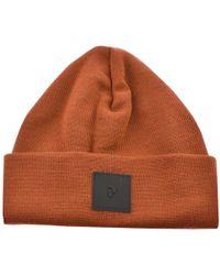 7dba7110aff0 Stussy Basic Cuff Beanie Orange in Orange for Men - Lyst