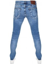 True Religion - Rocco Jeans Blue - Lyst