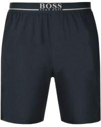 BOSS | Shorts Blue | Lyst