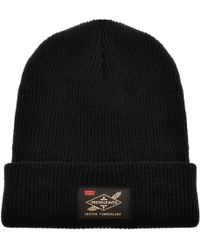 Levi's - Knitted Fitted Hat - Lyst