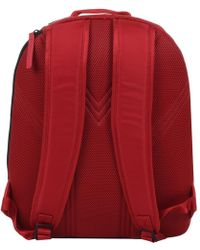 Y-3 - Techlight Backpack Red - Lyst