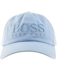b463f6eff BOSS by Hugo Boss Boss Large Logo Stone Fritz Cap for Men - Save 17 ...