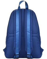 Pretty Green - Backpack Blue - Lyst