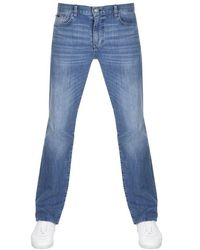 BOSS Athleisure - Boss Green C Kansas Comfort Fit Jeans Blue - Lyst