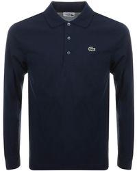4230b4850 Lyst - Hugo Regular Fit Polo Shirt  Dantom  In Cotton Blend in Blue ...