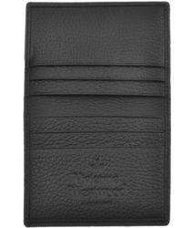 26eea6c214c Lyst - Vivienne Westwood Milano Orb Crad Holder in Black for Men