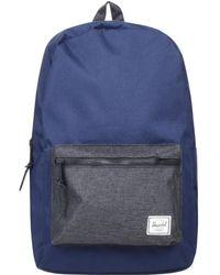 Herschel Supply Co. - Settlement Backpack Navy - Lyst