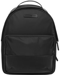 Armani - Emporio Backpack Bag Black - Lyst