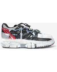 Maison Margiela - Sneakers fusion low-top - Lyst
