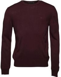 French Connection - Cash Crew Neck Knit Top Chateaux - Lyst