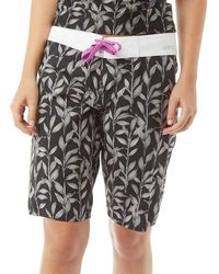 Animal - Fian Board Shorts Filanium Grey - Lyst