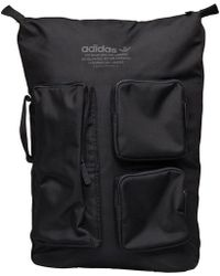 adidas Originals Nmd Backpack Day in Black for Men - Lyst b01d28d3db666