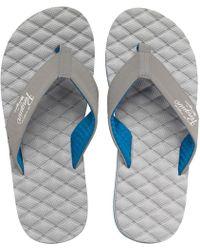 Original Penguin - Comador Sandals Highrise Grey - Lyst