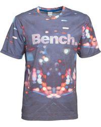 Bench - Aop City T-shirt Multi - Lyst