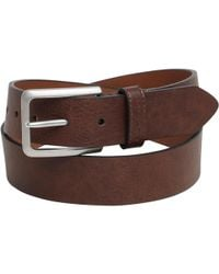 Ben Sherman - Hoskins Belt Brown - Lyst