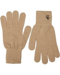 Original Penguin - Gloves Stone/black - Lyst