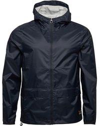 Timberland - Mount Bond Windbreaker Jacket Dark Sapphire - Lyst
