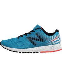 New Balance - W1400 V5 Lightweight Speed Running Shoes Blue/white - Lyst