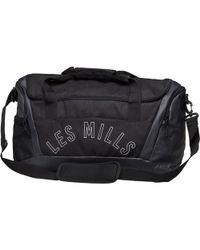 Reebok - Les Millstm Grip Duffle Bag Black - Lyst