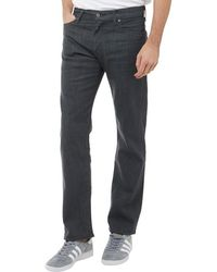 Levi's - 504 Regular Straight Fit Jeans Newby - Lyst