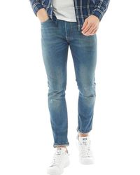 Levi's - 501 Skinny Fit Jeans Fizzy - Lyst