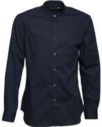French Connection - Regular-fit Mixed Dot-print Sportshirt - Lyst