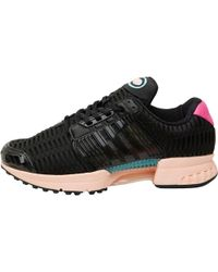 differently 6f7ca f372c adidas Originals - Climacool 1 Trainers Core Blackcore Blackhaze Coral -  Lyst