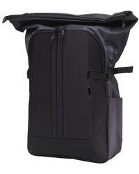 adidas - Sideline Ventilated Climacool Backpack Black/white/dark Grey Heather - Lyst