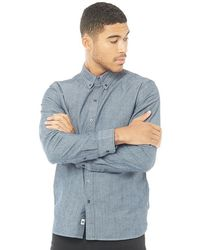 Levi's - Pacific Shirt Stretch Chambray - Lyst