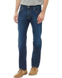 Armani Jeans - Slim Fit Jeans Mid Wash - Lyst