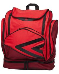 adidas By Stella McCartney Running Cycling Backpack - Scarlet Red in ... f73e4b1193