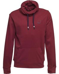 Bench - Her Funnel Sweat Red - Lyst