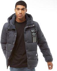 adidas Originals - X Bedwin & The Heartbreakers Id96 Down Jacket Night Grey - Lyst