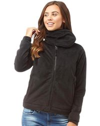 Bench - Difference Fleece Black - Lyst