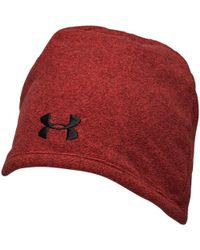 96ce0b3f02a Under Armour Coldgear Infrared Cuff Sideline Beanie Hat - Image Of Hat