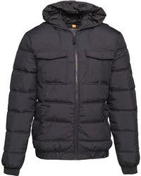 Bench - Schoolboy Jacket Black - Lyst