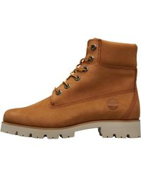 Timberland - Heritage Lite 6 Inch Boots Wheat - Lyst