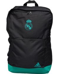 adidas - Rmcf Real Madrid Backpack Black/aero Reef - Lyst
