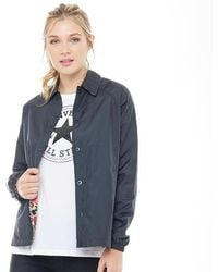 faed8caeb263 Converse Sideline Down Puffer Jacket Black in Black - Lyst